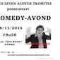 Comedy-Avond - Nigel Williams en Dufraing & De Wit