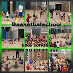 GUCO Basketbalschool (4-6 jaar)