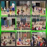 GUCO Basketbalschool (4-6 jaar)