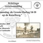 Schuwe Maandag, de Groote Oorlog 14-18 op de Kezelberg te Moorsele