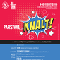Jaarlijkse rommelmarkt - Parsival Knalt