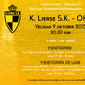 Vrouwenvoetbal: K. Lierse S.K. - OHL