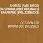 THU: Bonnefooi Invites - 22TRACKS feat. SHMLSS and Onda Sonora