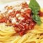 Spaghetti- en pannenkoekenavond