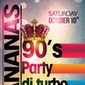 Bananas 90's Party