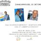 Zangcarrousel Schlagers: Salim Seghers, Dennie Damaro, Sabine en Alwin (van Havenzangers)