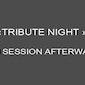 Filippo Bianchini Tribute Night « Jam session afterward »