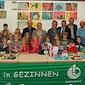 Schilderwedstrijd van de Gezinsbond voor kinderen