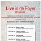 Live in de Foyer: Mallets on Stage