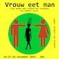Theatervoorstelling d'UZAren: Vrouw eet man