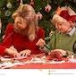 Knutselen: kerstkaarten maken