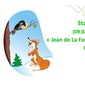 Stage de Carnaval pour enfants « Jean de la Fontaine et le livre accordéon »