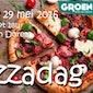 Pizzadag Groen Rotselaar