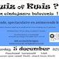 Quiz of Kwis? Een eindejaars belevenis!