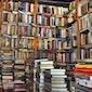 Unieke boekenverkoop in bib Eine