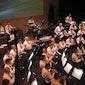 Concert door de Koninklijke Muziekmaatschappij  Hoger Op Woumen vzw