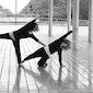 Partnering workshop in dansstudio Flash