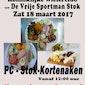 Kaas, vlees en visavond - KWC vzw De Vrije Sportman Stok-Kortenaken