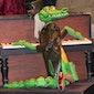 Poppentheater Pierewiet speelt 'Circus Maximini'