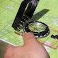 Kaart en kompas praktijkdag