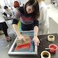 Leer de technieken van het TIO3 Fab(ric) Lab (zeefdrukken, borduren, lasercutten)
