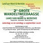 2de grote Wandeltweedaagse in het Land van Mark & Merkske