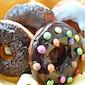 Donuts en suikerspin maken