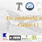 De zoektocht naar Gelbe 13 - de opgraving van een Duits jachtvliegtuig uit de Tweede Wereldoorlog