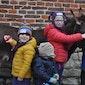 Gezinsdagen dieren in de winter