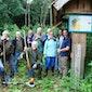 Natuurpunt werkvoormiddag Zevenbergenbos