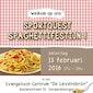 Sportquest-spaghettimaaltijd