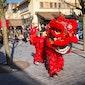 Vier Chinees Nieuwjaar in Maasmechelen Village