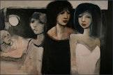Zomertentoonstelling: Recente tekeningen en schilderijen van Robert De Man