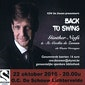 Back to Swing met Günther Neefs en KF Sint-Cecilia De Zwaan