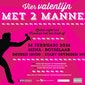 Ladies night - optreden van Senne Guns en Raf Walschaerts