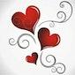 Valentijnsetentje met bal