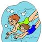 Hinderniszwemmen