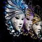 Berenbende: Venetiaans masker (lft 2009-2004): VOLZET