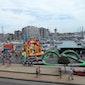 Muziek en kidsanimatie aan de haven
