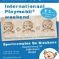 Internationaal Playmobil(R) weekend