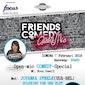Open Mic Comedy Night met JOVANKA STEELE! (USA)