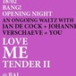 BANG! | Opening Night | Love Me Tender (II)