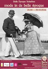 Belle Epoque Schattten: mode in de belle époque