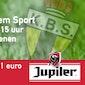 KVK Tienen - Berchem Sport, 3de nationale