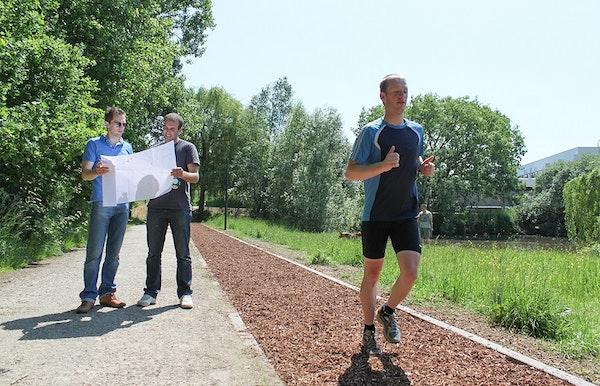 Finse pistes in Aalst