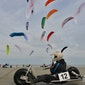 Kitebuggwedstrijd Opening Race