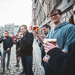 City Beer Golf in Antwerpen