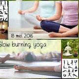 Yoga Workshop Slow Burning yoga