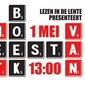 Lezen in de lente 2016: FEEST van het BOEK ~ auteurslezingen, concert, ...