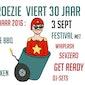 Feestweekend Chiro Groezie Bekegem viert 30 jaar